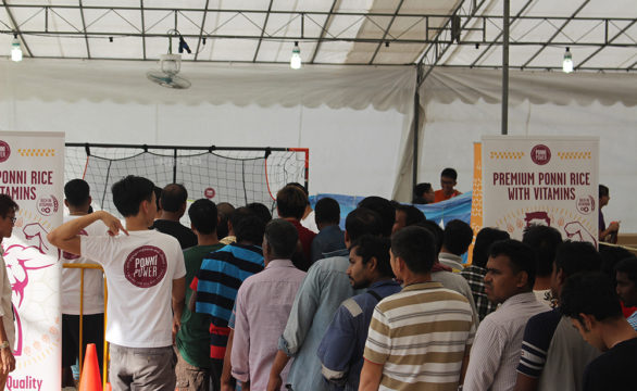 Project Chulia Street: Migrant Worker Labour Day Tribute Event